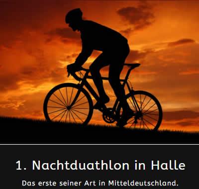 1. Nachtduathlon Halle