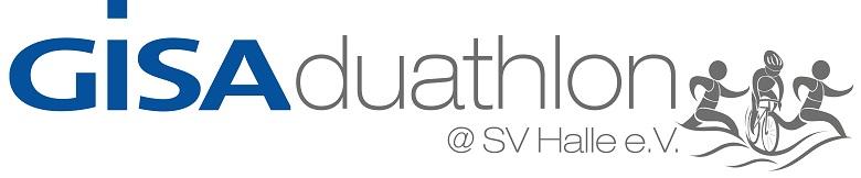 Logo Zawodów GISAduathlon 2020